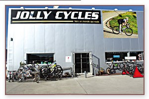 CYCLES JOLLY
