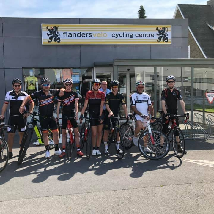 FLANDERS VELO CYCLING CENTER