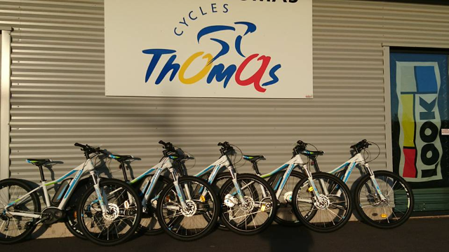 SARL CYCLES THOMAS