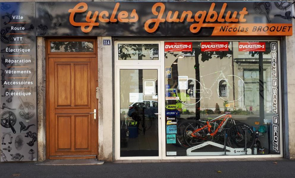 CYCLES JUNGBLUT